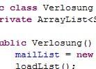 Kleines Java-Programm zur Auslosung